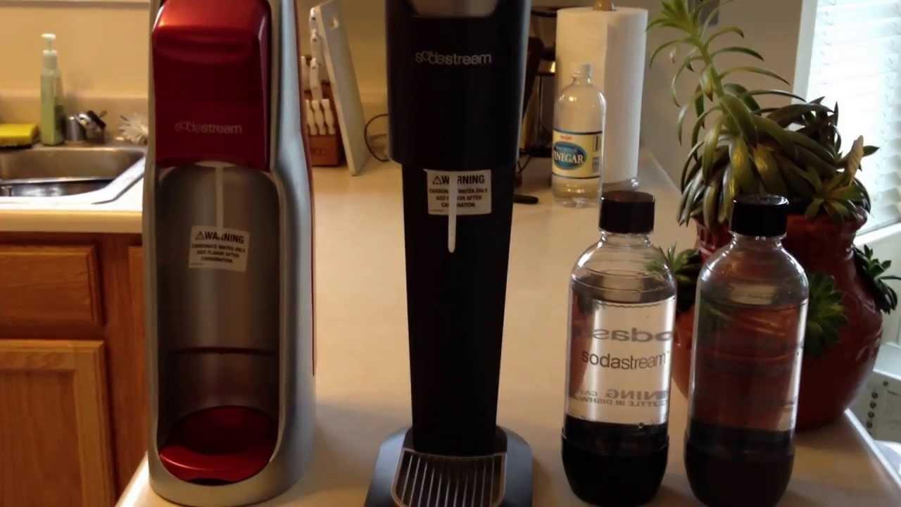 Sodastream Fountain Jet Vs Genesis What To Pick
