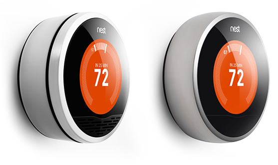 Nest Learning Thermostat 1st vs 2nd