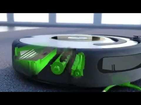 iRobot Roomba 630 vs 650
