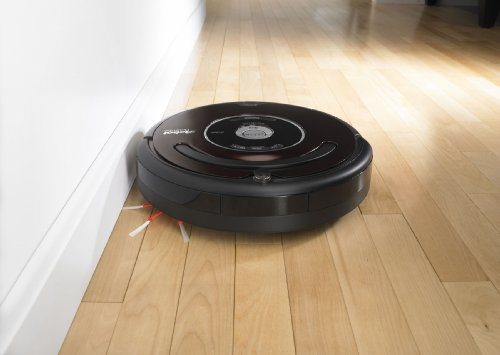 iRobot Roomba 595 Vs 650