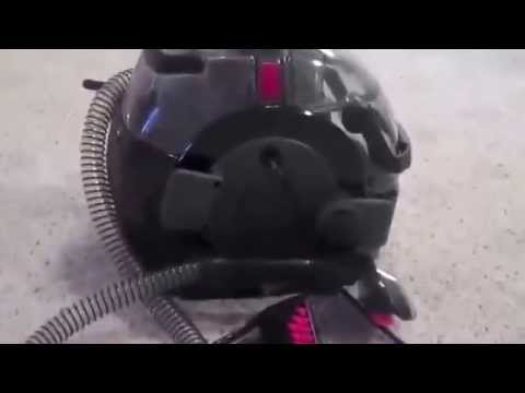 Rug Doctor Portable Spot Cleaner Vs Bissell Spotbot