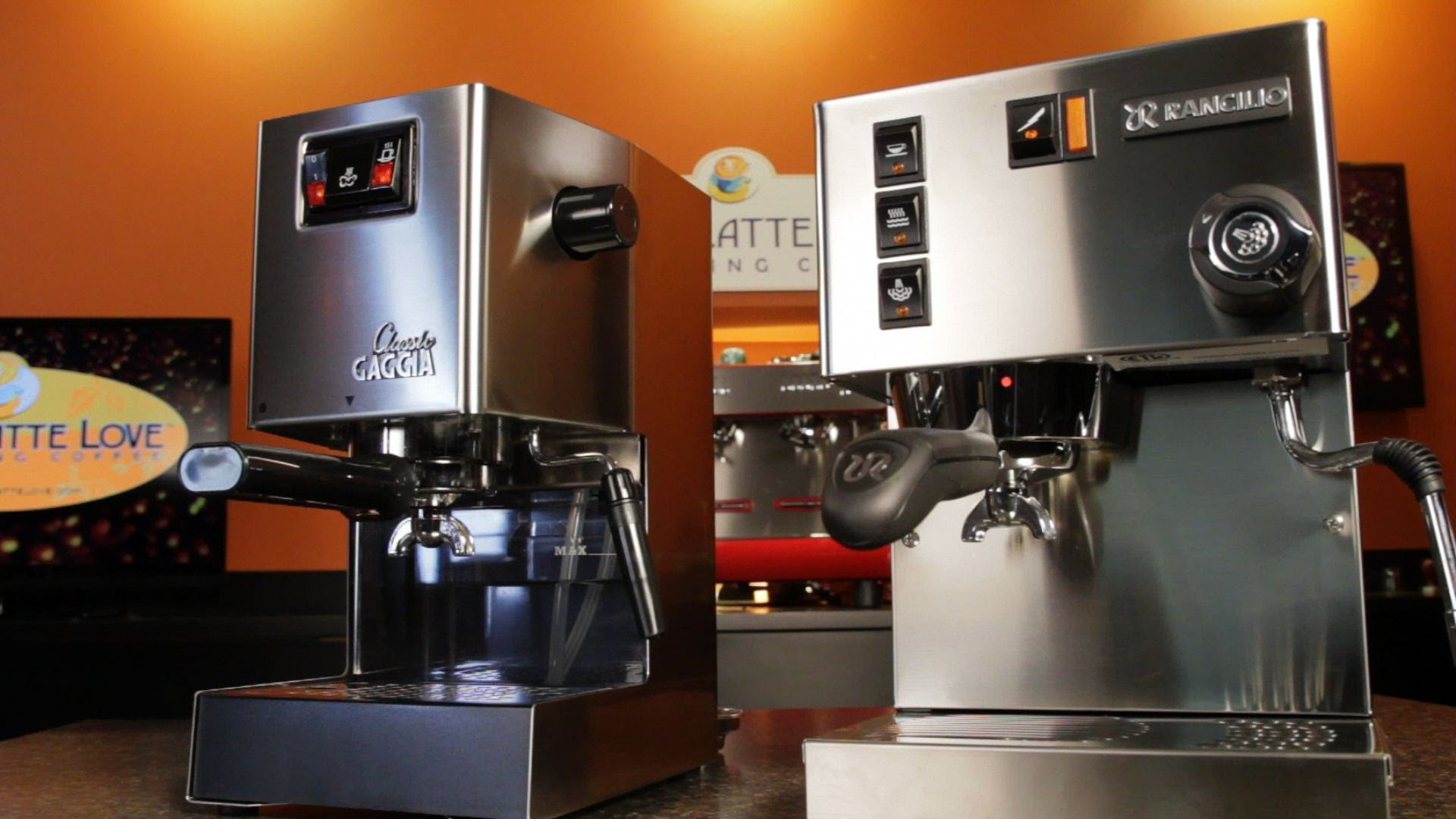 Rancilio Silvia Vs Gaggia Classic What To Pick