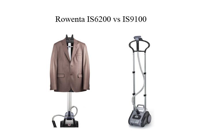 Rowenta IS6200 Vs IS9100