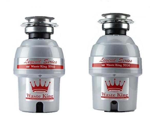 Waste King 9940 Vs 9950