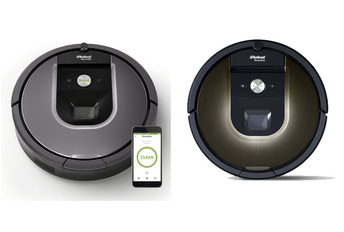 irobot roomba 960 vs 980 what to pick. Black Bedroom Furniture Sets. Home Design Ideas
