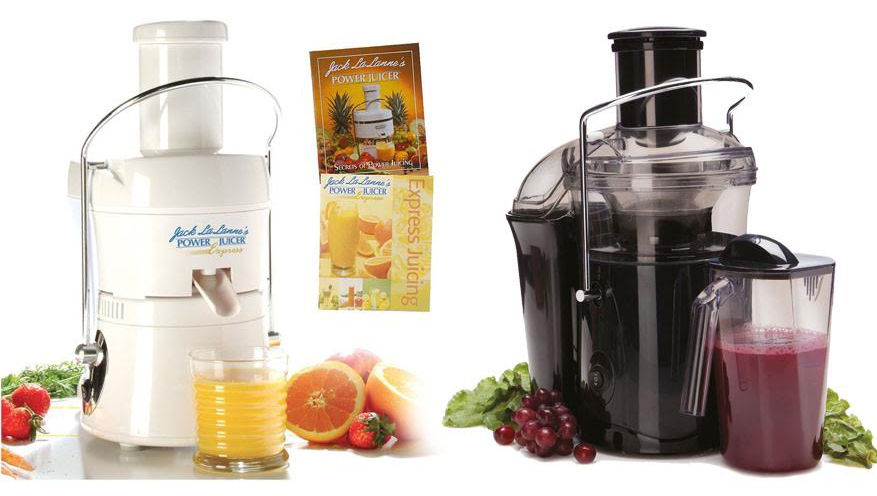 Philips Avance Collection Juicer comes with large Philips