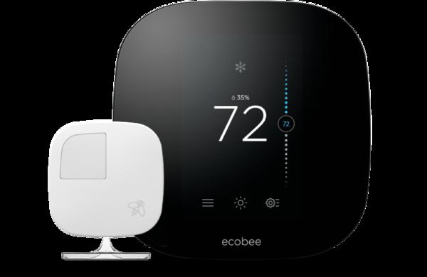 Ecobee3 Vs Ecobee4 Thermostat 2