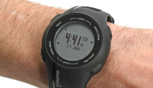 Garmin Forerunner 10 vs 210 GPS Watch