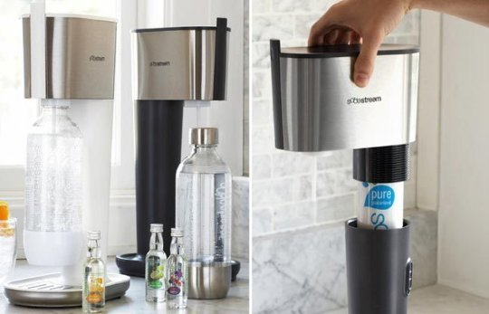 Sodastream Pure vs Source