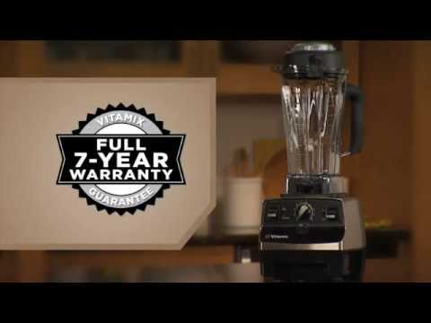 Vitamix 1363 vs 5200