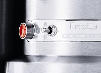 Breville 800JEXL vs BJE820XL
