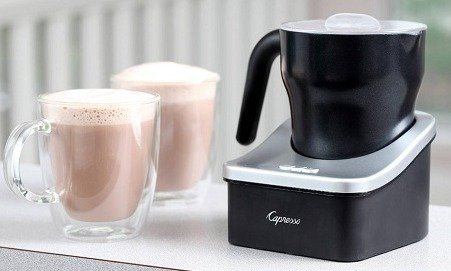 Capresso Froth Pro vs Froth Plus