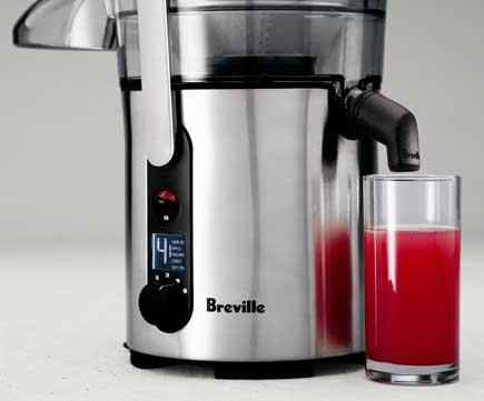 Breville JE98XL vs BJE510XL