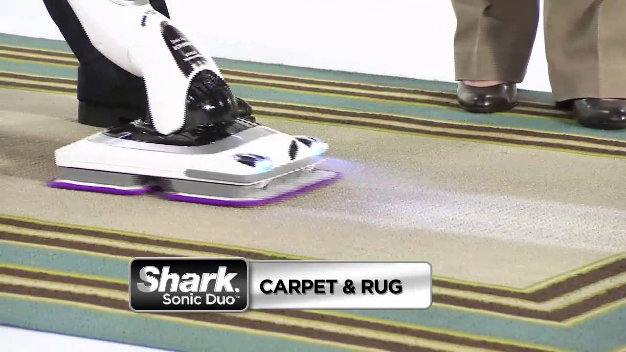 Shark Sonic Duo Vs Hoover Floormate