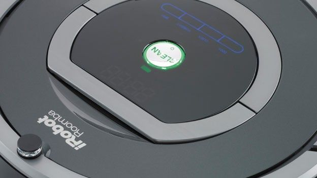 iRobot Roomba 770 vs 780