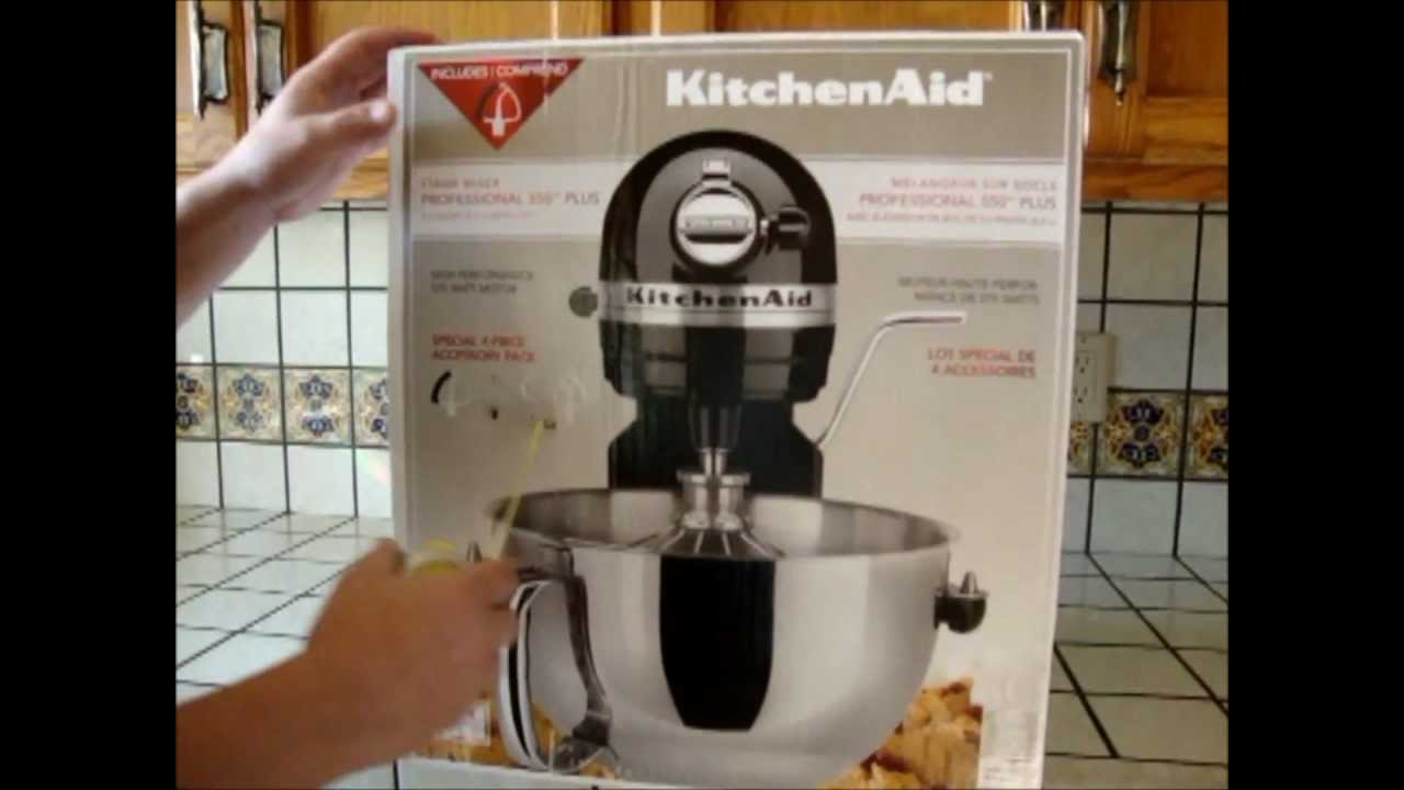 Kitchenaid Pro 600 Vs Artisan