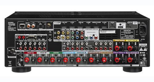 Denon AVR-X4000 Vs Marantz SR7008