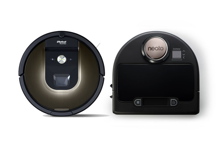 Roomba 980 Vs Neato Connected