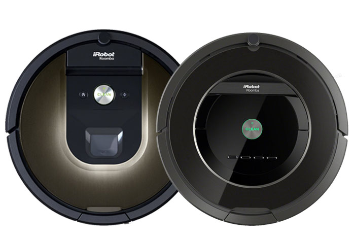 iRobot Roomba 980 Vs 880