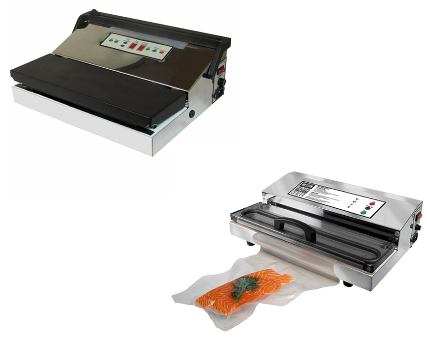 Vacuum Sealing Machine Here In This Article We Will Introduce You To Two Weston Which Are Pro 1100 And 2300