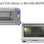 Cuisinart Tob 260n1 vs Breville BOV845BSS