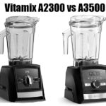 Vitamix A2300 vs A3500
